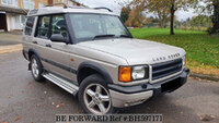 1999 LAND ROVER DISCOVERY MANUAL DIESEL