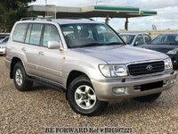 2002 TOYOTA LAND CRUISER AMAZON AUTOMATIC DIESEL