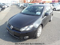 2010 VOLKSWAGEN GOLF TSI HIGHLINE
