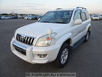 Used 2004 TOYOTA LAND CRUISER PRADO BH594362 for Sale for Sale