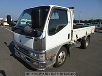 Used 2001 MITSUBISHI CANTER BH595497 for Sale for Sale