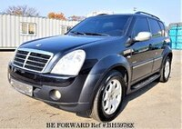 2007 SSANGYONG REXTON 4WD+SUNRF+MEMORY+18INCH+2ABAG