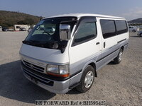 2002 TOYOTA HIACE VAN LONG SUPER GL