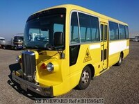 2005 NISSAN CIVILIAN BUS KIDS BUS TURBO