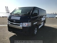 2017 TOYOTA HIACE VAN LONG DX GL PACKAGE