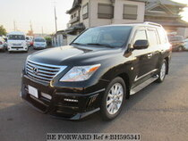 Used 2012 LEXUS LX BH595341 for Sale for Sale