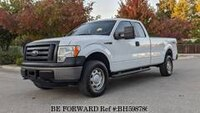 2012 FORD F150 SUPERCAB PKG