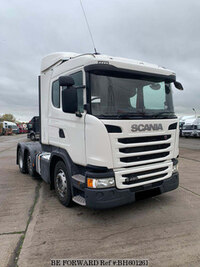 2016 SCANIA G SERIES AUTOMATIC DIESEL