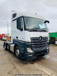2014 MERCEDES-BENZ ACTROS AUTOMATIC DIESEL