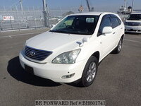 2007 TOYOTA HARRIER 350G L PACKAGE