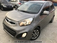 2013 KIA MORNING (PICANTO) AT+ABS+LPG/GASOLINE