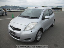Used 2009 TOYOTA VITZ BH601953 for Sale for Sale