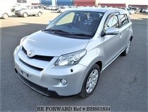 Used 2009 TOYOTA IST BH601834 for Sale for Sale