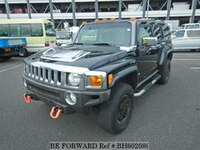 2006 HUMMER H3 TYPE G
