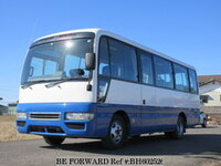 2007 ISUZU JOURNEY BUS BUS