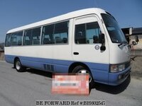 2003 TOYOTA COASTER BUS