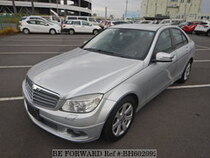 Used 2009 MERCEDES-BENZ C-CLASS BH602092 for Sale for Sale
