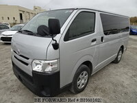 2017 TOYOTA HIACE VAN LONG DX
