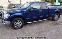 2011 FORD F150 SUPERCAB