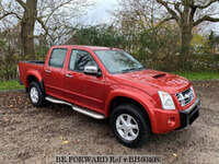 2010 ISUZU RODEO MANUAL DIESEL
