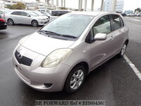2006 TOYOTA VITZ F CREAM COLLECTION