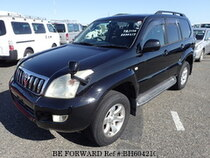 Used 2006 TOYOTA LAND CRUISER PRADO BH604210 for Sale for Sale