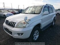 Used 2005 TOYOTA LAND CRUISER PRADO BH604558 for Sale for Sale