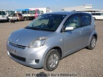 Used 2009 TOYOTA PASSO BH604314 for Sale for Sale