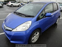 2011 HONDA FIT HYBRID SMART SELECTION