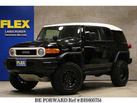 2013 TOYOTA FJ CRUISER 4.0 OFFROAD PACKAGE