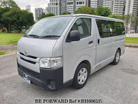 2014 TOYOTA HIACE COMMUTER 3.0MANUAL