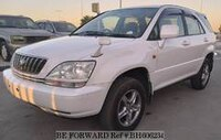 2001 TOYOTA HARRIER