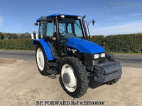 2001 NEWHOLLAND NEW HOLLAND OTHERS MANUAL DIESEL