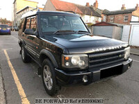 2003 LAND ROVER DISCOVERY AUTOMATIC PETROL