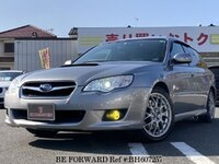 2007 SUBARU LEGACY TOURING WAGON GT TURBO