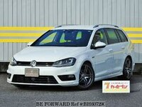 2015 VOLKSWAGEN GOLF VARIANT R-LINE BLUE MOTION TECHNOLOGY