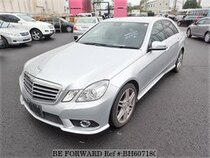 Used 2009 MERCEDES-BENZ E-CLASS BH607180 for Sale for Sale