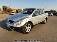 2006 SSANGYONG ACTYON  4WD PICK-UP TRUCK