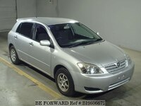 2003 TOYOTA ALLEX XS150 WISE SELECTION
