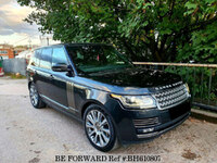 2013 LAND ROVER RANGE ROVER 4.4 SD V8 VOGUE
