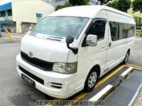 2009 TOYOTA HIACE COMMUTER LEATHER-AUTODOORS
