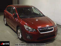 2013 SUBARU IMPREZA SPORTS 2.0I EYESIGHT