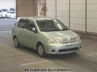 2004 TOYOTA RAUM G PACKAGE