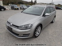2014 VOLKSWAGEN GOLF VARIANT TSI HIGHLINE BLUEMOTION TECH