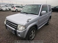 2009 MITSUBISHI PAJERO MINI NAVI EDITION XR