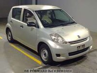 2007 TOYOTA PASSO X V PACKAGE