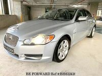 2010 JAGUAR XF PUSHSTART
