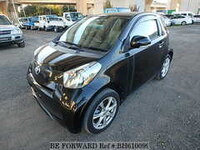 2008 TOYOTA IQ 100G LEATHER PACKAGE
