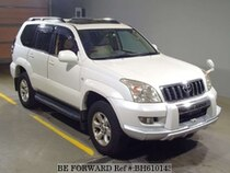 Used 2003 TOYOTA LAND CRUISER PRADO BH610143 for Sale for Sale