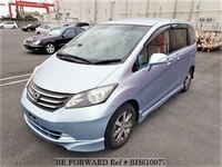 2009 HONDA FREED G AERO JUST SELECTION